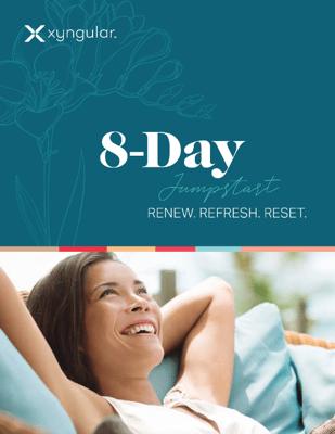 8-Day Jumpstart Booklet