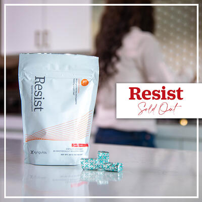 Resist Sold Out Fast!